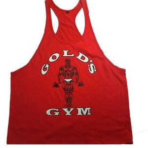 Мъжки спортен памучен потник  Gold\'s Gym - 9 модела