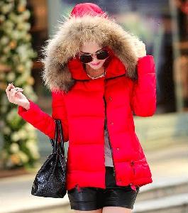 Дамско зимно яке с пух 6 модела
