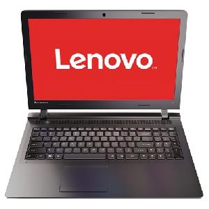 Лаптоп - Lenovo IdeaPad 100 15.6\' HD N2840 up to 2.58GHz, 4GB, 500GB HDD, DVD, HDMI, Gigabit, WiFi, BT, HD cam, (2 years warrant
