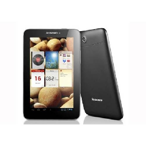 Черен таблет - Lenovo IdeaTab A7-30 3G WiFi GPS BT4.0, 1.3GHz QuadCore, 7\' 1024 x 600, 1GB DDR2, 8GB flash, 2MP cam + 0.3MP fron