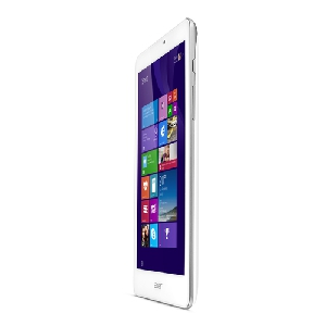 Бял таблет - Tablet Acer Iconia W1-810-1388 (WHITE), 8.0\' IPS (HD 1280 x 800), Intel® Atom™ Quad Core Z3735G, 1GB LPDDR2, 32GB e