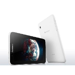 Бял таблет - Lenovo TAB 2 A7-30 3G WiFi GPS BT4.0, 1.3GHz QuadCore, 7\' IPS 1024 x 600, 1GB DDR2, 16GB flash, 2MP cam + 0.3MP fro