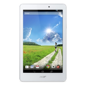Бял таблет - Tablet Acer Iconia B1-810-171W (WHITE), 8.0\' IPS (HD 1280 x 800), Intel® Atom™ Quad Core Z3735G, 1GB LPDDR2, 16GB e