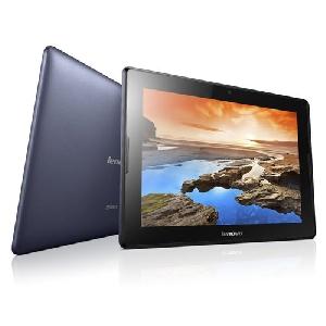 Син Таблет - Lenovo IdeaTab A10-70 WiFi GPS BT4.0, 1.3GHz QuadCore, 10\' IPS 1280 x 800, 1GB DDR2, 16GB flash, 5MP cam + 2MP fron