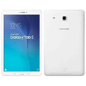 Бял Таблет - Samsung SM-Т561 GALAXY Tab Е, 9.6\', 8GB, 3G,