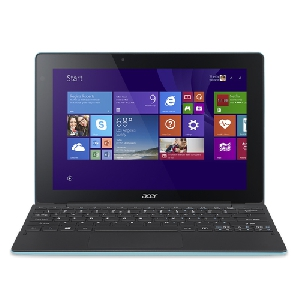 Син таблет - ACER Aspire Switch SW3-013-16CT/10.1\' IPS HD 1280 x 800 Multi-Touch/Intel® HD/Intel® Quad-core (4 Core) Atom™ Z3735