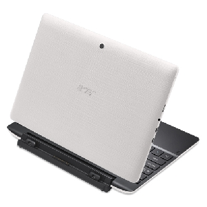 Бял Таблет - ACER Aspire Switch SW3-013-185Q/10.1\' IPS HD 1280 x 800 Multi-Touch/Intel® HD/Intel® Quad-core (4 Core) Atom™ Z3735