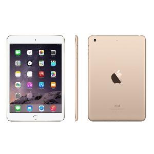 Златист Таблет Apple iPad mini 3 with Retina display Wi-Fi 16GB - Gold