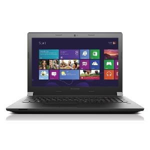 "Лаптоп Notebook Lenovo IdeaPad B50 Black,2Years,15.6"" HD AG,i3-4005U 1.7GHz,4GB 1600MHz,1TB,R5 M330 2GB,DVD±RW,Giga lan,WIFI,BT,"
