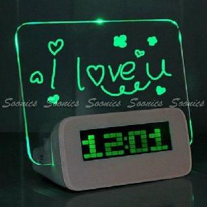 LED Часовник