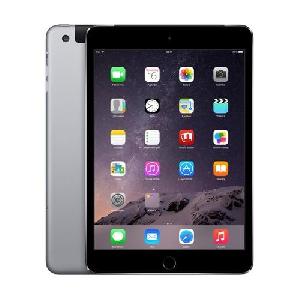 Сив Таблет - Apple iPad mini 3 with Retina display Cellular 16GB - Space Gray