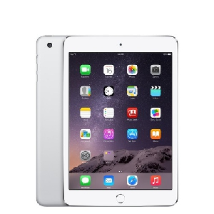 Сребрист Таблет - Apple iPad mini 3 with Retina display Wi-Fi 128GB - Silver