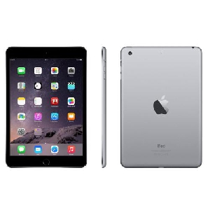 Сив Таблет - Apple iPad mini 3 with Retina display Wi-Fi 128GB - Space Gray