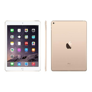 Златист Таблет - Apple iPad Air 2 Wi-Fi 128GB - Gold