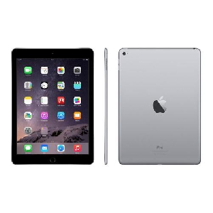 Сив Таблет - Apple iPad Air 2 Wi-Fi 128GB - Space Gray