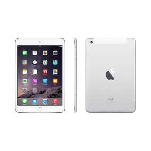 Сребрист Таблет - Apple iPad mini 3 with Retina display Cellular 128GB - Silver