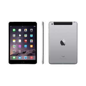 Сив Таблет - Apple iPad mini 3 with Retina display Cellular 128GB - Space Gray