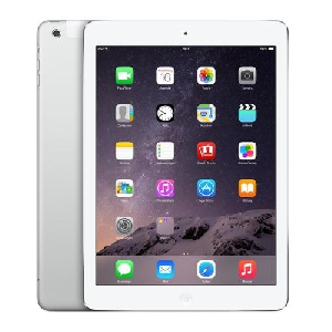 Сребрист Таблет - Apple iPad Air 2 Cellular 128GB - Silver