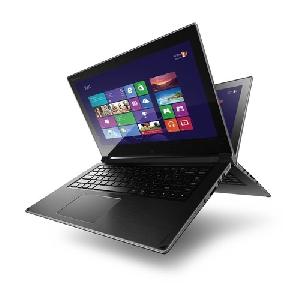 Лаптоп Lenovo Flex 2 14.0\' Touch i3-4030U 1.9GHz, 4GB, 500GB+8GB SSHD