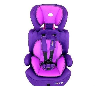 Лилаво детско столче за кола 9-36 кг. \