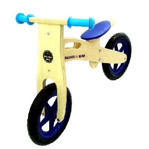Дървено детско колело за баланс