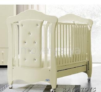 Бебешко легло 2 цвята \
