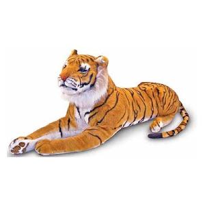 Детски плюшен тигър