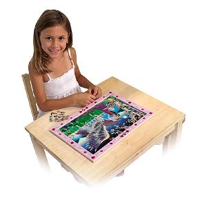 Детска игра - направи си сам картина Пегас