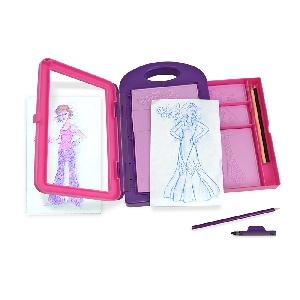 Детско дизайнерско студио за оцветяване