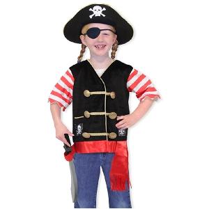 Детски пиратски костюм