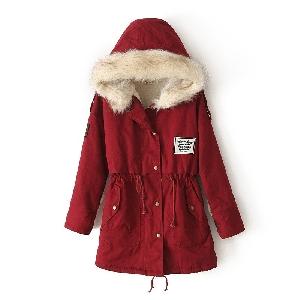 Γυναικείο  Χειμερινό Μπουφάν Fashion