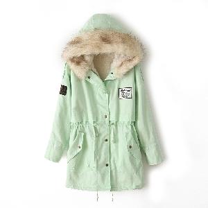 Зимно дамско яке Fashion