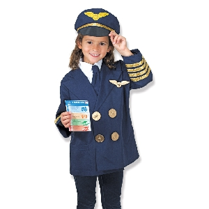 Детски пилотски костюм