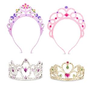 Детски комплект корони за принцеси