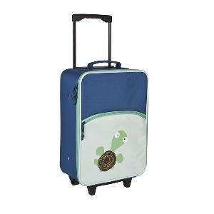 Малко синьо детско куфарче // Lassig Wildlife Turtle