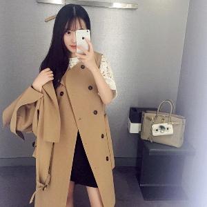 Модерно дамско яке, есенно-зимно-пролетно