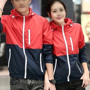 Тънко спортно яке или ветровка унисекс