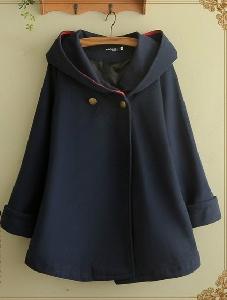 Дамско зимно облекло с качулка - в три различни модела
