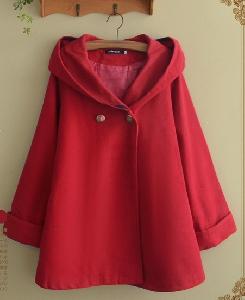 Γυναικεία χειμωνιάτικα ρούχα με κουκούλα - σε τρία διαφορετικά μοντέλα