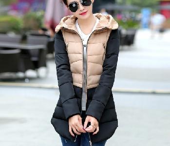 Дамско дълго зимно яке - 6 модела -  подходящ за студените месеци