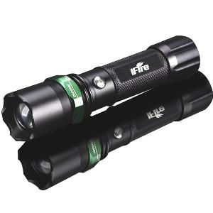 Акумулаторно LED фенерче за близки и далечни разстояния, мини размер, сменяем USB