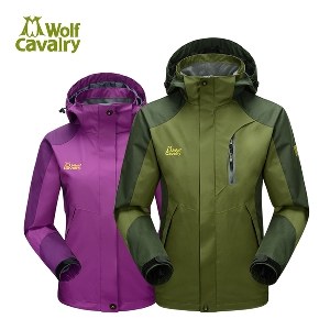 Σπορ μπουφάν χειμώνα για τους άνδρες και τις γυναίκες - ζεστό αδιάβροχο διαφορετικά μοντέλα