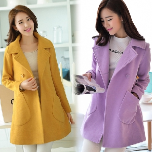 Дамско дълго зимно палто - четири модела и голям избор от размери