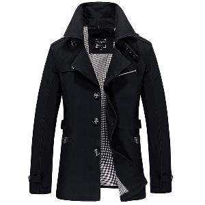 Есенно - зимни мъжки палта -  5 модела