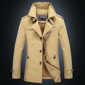 Мъжки есенни и зимни палта -  8 модела