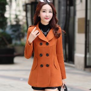 Дамско зимно палто - модерен стил в няколко цвята