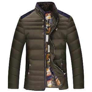 Модерно мъжко зимно яке - три оригинални модела