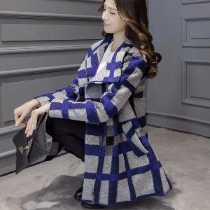 2015 Μακρύ χειμωνιάτικο Γυναικείο μπουφάν -ένα μοντέλο διάφορα μεγέθη