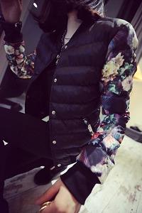 Γυναικείο χειμωνιάτικο  μπουφάν κομψό μοντέλο