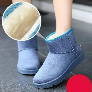 Дамски обувки - есенни и зимни - стилни, кафяви, сини,розови , черни